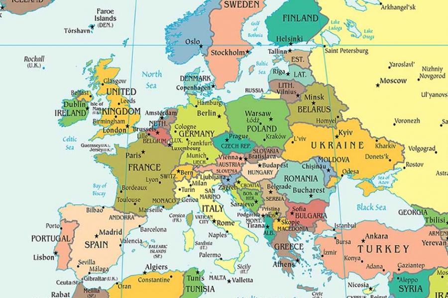 Makronov Plan Za Evropu