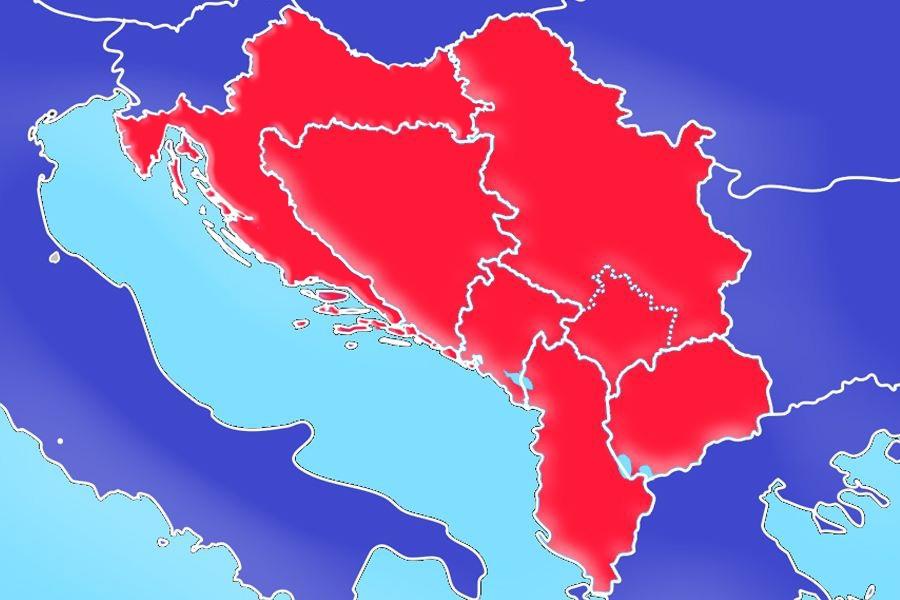 Timoti Les Nova Reorganizacija Balkana