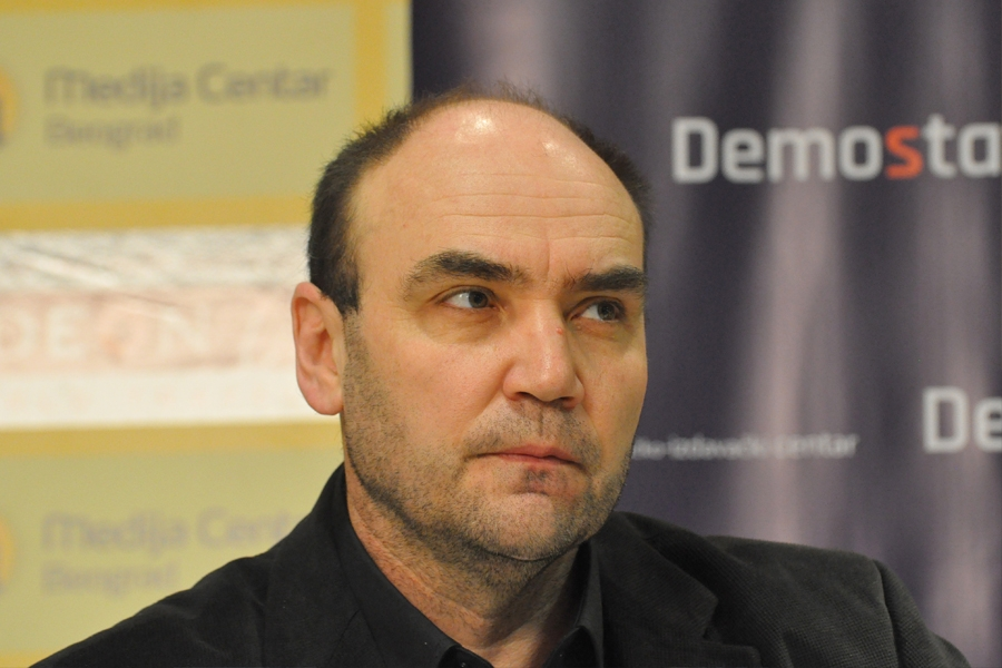 Zoran Panović, Editor-in-Chief of Demostat: Living in time of hypertrophic identities