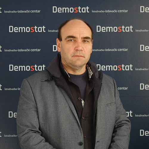 Zoran Panovic - Editor-in-Chief